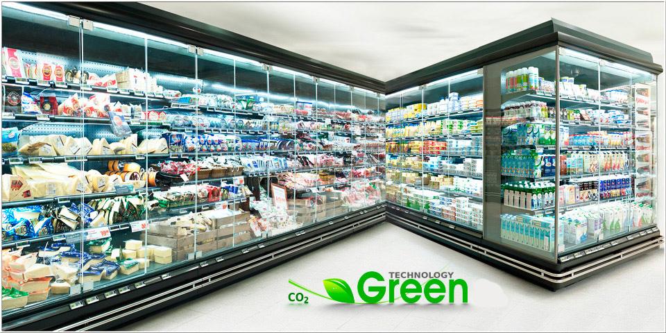 Professional refrigeration equipment